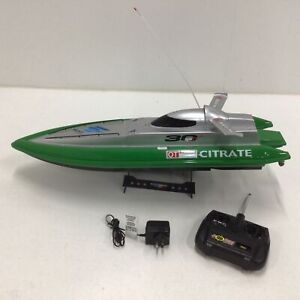 Ring Rush Citrate 30 K-Marine Speed Boat with Remote Control and Stand #209