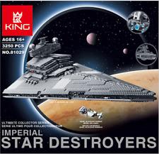 New KING81029 Star Wars Super Empire Star Destroyer Modell bausteine Spielzeug