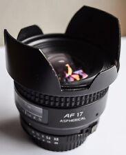 TOKINA AT-X 17 AF Vollformat Festbrennweite 17 mm f3,5 für NIKON AF, Top-Zustand