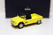 1:18 Norev Citroen Mehari 1981 Atacama yellow NEW bei PREMIUM-MODELCARS