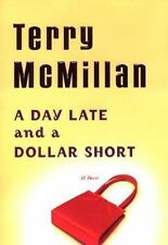 Terry McMillan~SIGNED~A Day Late & A Dollar Short~1st/1st HC