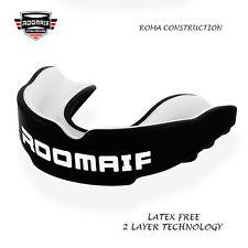 ROOMAIF GEL Mundschutz / Zahnschutz, für Boxen, Kampfsport Eishockey Football