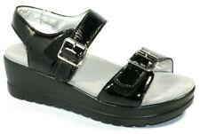 Alegria Womens Sandals Size 37 7-7.5 Morgyn Black