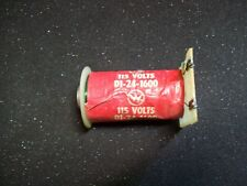 D1-24-1600 NOS Williams Sonic Pinball Machine Solenoid Coil 115 Volts Bank Reset