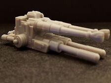star wars legacy millennium falcon top quad kanone mit ersatz raketen