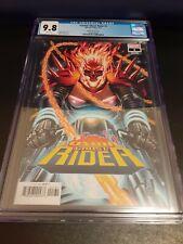 Cosmic Ghost Rider #1 Brooks Variant 1st BABY THANOS CGC 9.8 NM/M HOT!!!