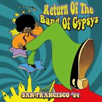 Return of the Band of Gypsys - San Francisco '84 (2018)  2CD  NEW  SPEEDYPOST
