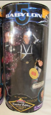 "Babylon 5 Captain John Sheridan 9"" Limited Edition Action Figure Nrfb Brand New"