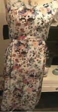 Zara oriental silky Summer dress-Size XL - BNWT -RRP £42- Sold Out Everywhere