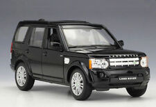 Welly 1:24 Land Rover Discovery 4 Diecast Model Car New in Box Black