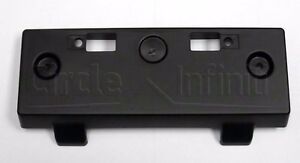 New OEM Infiniti FX35 FX37 FX50 QX70 Front License Plate Bracket