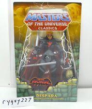 MOTUC, Despara, Masters of the Universe Classics, MOC, figure, sealed, MISB