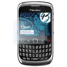 Bruni 2x Folie für Blackberry 8900 Curve Schutzfolie Displayschutzfolie