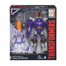 Transformers Generations Voyager Class Titans Return GALVATRON Action Ohne Zoll