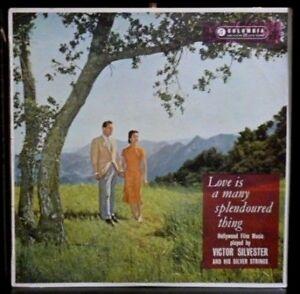 Victor Silvester & His Silver Strings - Hollywood Film Music - Aus 1960 Vinyl LP