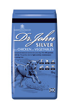 Dr. John Silver Medal Rich in Chicken & Vegetables Adult Working Dog Food 15kg