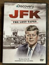 JFK: The Lost Tapes - DVD  VGC