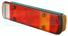 RUBBOLITE REAR RIGHT HAND TAIL LAMP LIGHT SCANIA VOLVO TRUCK +NUMBER PLATE LIGHT