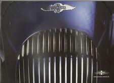 Morgan 4/4 & +8 cars _2000 Prospekt / Brochure