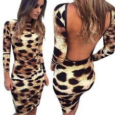 Unbranded Polyester Clubwear Dresses for Women