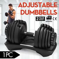 40kg Weight Adjustable Dumbbell Home GYM Exercise Gym use Dumbbells Training