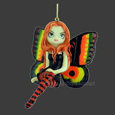 *VIVID WINGS* Strangeling Fairy Art Hanging Figurine By Jasmine Becket-Griffith