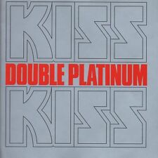 KISS - DOUBLE PLATINUM (GERMAN VERSION)  CD NEU
