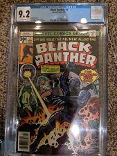 Black Panther #2  CGC 9.2