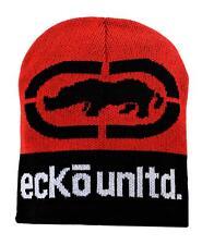 Ecko Unltd Beanie Knit Hat with Rhino Front Logo