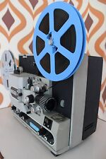Bell & HOWELL filmosonic 600ZRX SUPER 8 CINE FILM MOVIE Projector GARANTITO