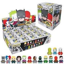 "Kidrobot DC Comics - 3"" Mini Series - Blind Box Collectibles - Full Box Of 20"