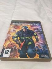 Emergency 4 Edicion Oro Cd-Rom FX Interactive