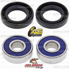 All Balls Front Wheel Bearings & Seals Kit For Suzuki RM 80 1995 95 Motocross