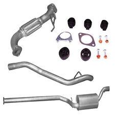 Komplette Auspuffanlage ab Katalysator für Ford Focus Mk2 1.4 1.6 und C-Max 1.6