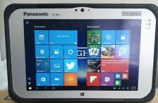 Panasonic Toughpad FZ-M1F303AVM Mk2 8/256GB SSD Cameras 4G LTE GPS Barcode Readr