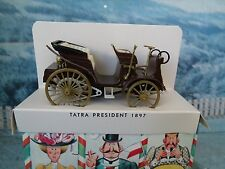 1/36 Igra (Czechoslovakia) Tatra President 1897
