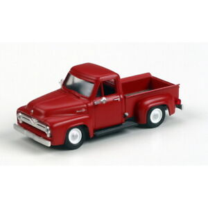 Athearn 26442 HO 1955 Ford F-100 Pickup - Red