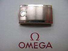 Marca Nuevo Omega Chapado en Oro Rosa 16mm Broche de Pulsera Cubierta