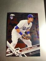 2017 Topps Chrome CODY BELLINGER Rookie #79 *Los Angeles Dodgers* RC