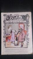 Rivista Jeans Che Rit N° 325 1907 Giornale Illustre che Appaiono Il Venerdì ABE
