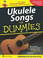 Ukulele Songs For Dummies by , NEW Book, FREE & FAST Delivery, (Paperback)
