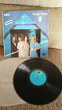 "ABBA VOULEZ-VOUS 12"" VINYL LP G+/G+ SPANISH EDITION 1979 CARNABY TXS 3146"
