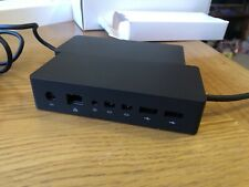 Microsoft Surface Dock 1661 USB Mini DisplayPort Docking Station