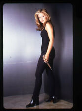 Buffy The Vampire Slayer Sarah Michelle Gellar in black Original Transparency