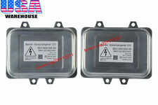 2x Ballast Xenon HID Headlight Unit Module For 2008-2010 Chrysler Town & Country