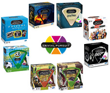 TRIVIAL PURSUIT  WORLDS BEST QUIZ BOARD GAME SPECIAL EDITIONS TO CHOOSE