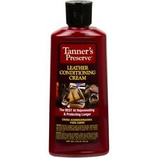 Niteo Tanner's Preserve Leather Conditioning Cream, 7.5oZ
