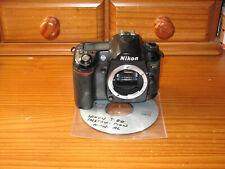 Nikon D D80 10.2MP Digital SLR Camera  Body only.
