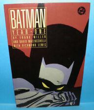 Dc Comics Batman Year One TPB