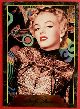 """Sports Time Inc."" MARILYN MONROE Card # 121 individual card, issued in 1995"